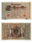 monedas de Europa - Alemania -  1000 marcos