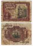 monedas de Europa - España -  Una Peseta