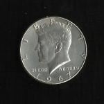 monedas de America - Estados Unidos -  Kennedy