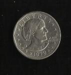 monedas de America - Estados Unidos -  Anthony