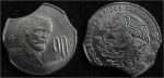 monedas de America - México -  FRANCISCO Y MADERO