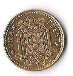 monedas de Europa - España -  01B - FRANCISCO FRANCO CAUDILLO DE ESPAÑA POR LA GRACIA DE DIOS 1966