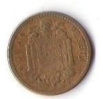 monedas de Europa - España -  04B - FRANCISCO FRANCO CAUDILLO DE ESPAÑA POR LA GRACIA DE DIOS 1947