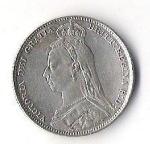 monedas de Europa - Reino Unido -  01A - REINA VICTORIA DE INGLATERRA 1890