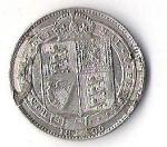 monedas de Europa - Reino Unido -  01B - REINA VICTORIA DE INGLATERRA 1890