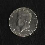 monedas de America - Estados Unidos -  Kennedy / Bicentenario.
