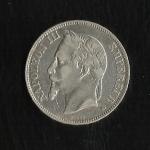 monedas de Europa - Francia -  Napoleon III
