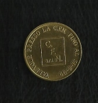 monedas de Europa - Italia -  Euros en prueba / Region de Liguria./ CFN