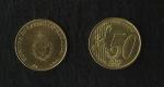 monedas de Europa - Italia -  Euros en prueba / Region de Liguria./Sassello