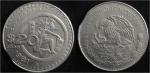 monedas de America - México -  CULTURA MAYA
