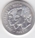 monedas de Europa - España -  PRESIDENCIA DE LA UNIÓN EUROPEA-JUAN CARLOS Y SOFÍA