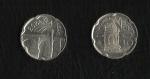 monedas de Europa - España -  Juan Carlos I / Extremadura / Puente Altamira