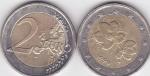 monedas de Europa - Finlandia -  HOJAS