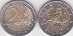 monedas de Europa - Grecia -  PERSONAJE DE LA MITOLOGÍA GRIEGA