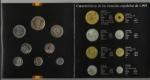 monedas de Europa - España -  Monedas españolas de curso legal / anverso