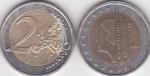 monedas de Europa - Holanda -  REINA BEATRIZ
