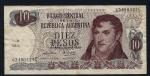 monedas de America - Argentina -  General Belgrano