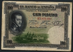 monedas de Europa - España -  Felipe II y Monasterio de El Escorial