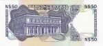 monedas de America - Uruguay -  BILLETE DE URUGUAY -Artigas