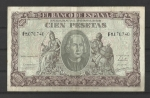 monedas de Europa - España -  Banco de España./ Estado Español / Emision 9 enero 1940