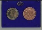 monedas de Europa - España -  Asi nace una moneda./ Pruebas / Anverso