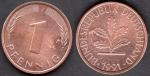 monedas de Europa - Alemania -