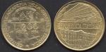 monedas de Europa - Italia -