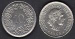 monedas de Europa - Suiza -