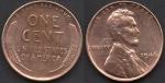 monedas de America - Estados Unidos -