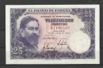 monedas de Europa - España -  Estado Español / Emision 22 julio 1954