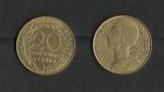 monedas de Europa - Francia -  Marianne