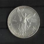 monedas de America - México -  Serie Libertad / Onza Troy de Plata