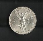 monedas de America - México -  Serie Libertad / 1/4 Onza Troy de Plata