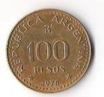 monedas de America - Argentina -  03A - JOSE DE SAN MARTIN