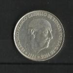 monedas de Europa - España -  F.Franco