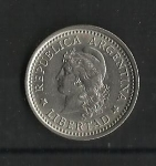 monedas de America - Argentina -  Libertad