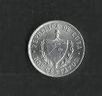 monedas de America - Cuba -  Patria o Muerte / reverso