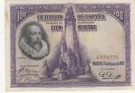 monedas de Europa - España -  Cervantes