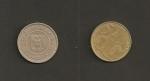 monedas de Europa - Serbia -  5 dinars