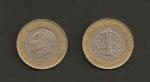 monedas de Asia - Turquía -  Efigie de Atatürk