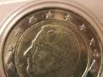 monedas de Europa - Bélgica -  Belgica 2€ exceso de metal.