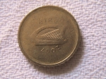 monedas de Europa - Irlanda -  Irlanda 2007 sin estrellas