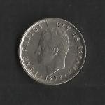 monedas de Europa - España -  Variante de cuño (nº 1)