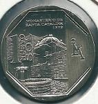 monedas de America - Perú -  Monasterio de Sta.Catalina (Arequipa)