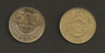 monedas de America - Costa Rica -  500 colones