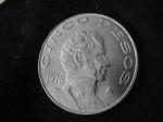 monedas de America - México -  VICENTE GUERRERO