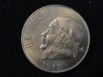 monedas de America - México -  JOSÉ MARIA MORELOS