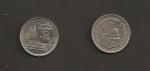 monedas de Asia - Tailandia -  Efigie Rey Bhumibol