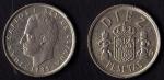 monedas de Europa - España -  10 Pesetas