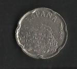 monedas de Europa - España -  La Pedrera / variante de cuño.